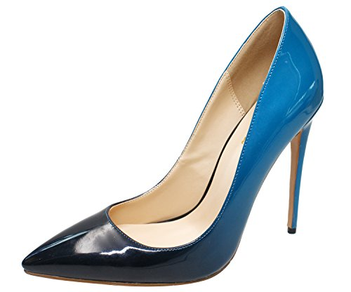 Guoar-Womens-Stiletto-Big-Size-Court-Shoes-Pointed-Toe-Colourful-Patent-Pumps-for-Wedding-Party-Dress-Blue-US75-0
