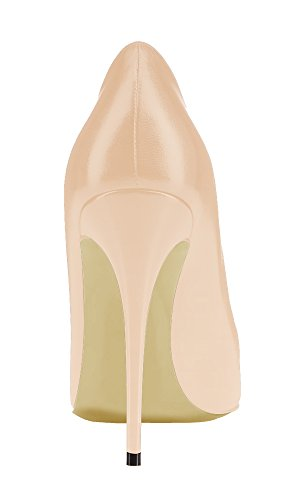 Guoar-Womens-Stiletto-Big-Size-Sandals-Court-Shoes-Pointed-Toe-PU-Pumps-for-Wedding-Party-Dress-Nude-US8-0-1