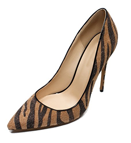Guoar-Womens-Stiletto-Big-Size-Shoes-Pointed-Toe-Patent-Ladies-Solid-Pumps-for-Work-Place-Dress-Party-Zebra-Brown-US95-0