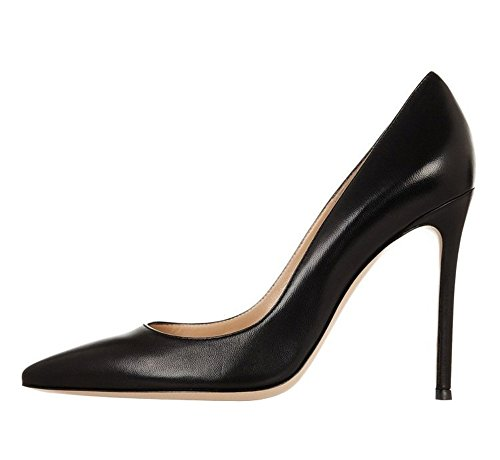 Guoar-Womens-Stiletto-Heel-Sandals-Big-Size-Solid-Shoes-Pointed-Toe-Solid-Pumps-for-Wedding-Party-Dress-Black-US5-0