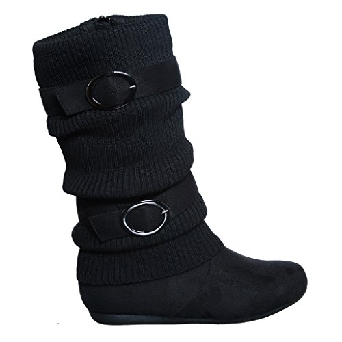 Slouchy-Sweater-Buckle-Mid-Calf-Boot-10-black21-Apparel-0