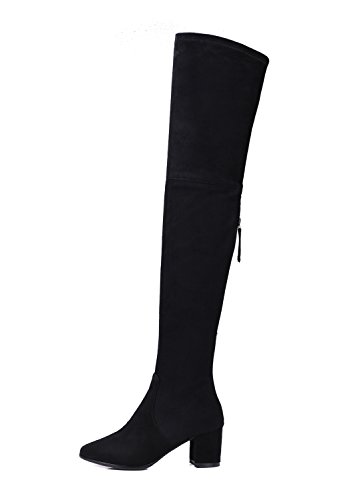 Guoar-Closed-toe-Square-Heel-Over-the-Knee-Thigh-High-Stretch-Boots-0-0
