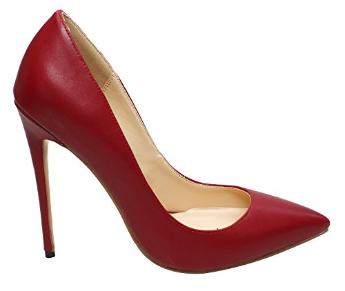 Guoar-Womens-Stiletto-Big-Size-Shoes-Pointed-Toe-High-Heels-Ladies-Solid-Pumps-for-Wedding-Dress-Party-0-0