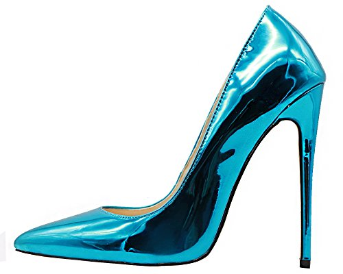 MONICOCO-Womens-Pointed-Toe-Thin-High-Heels-Patent-Dress-Party-Pumps-Shoes-0