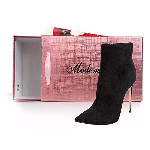 Modemoven-Womens-Black-Suede-Pointed-Toe-High-Heels-Ankle-Boots-Ladies-Zip-Booties-Sexy-Stiletto-Shoes-Black-US85-0-5