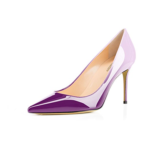 Modemoven-Womens-Purple-Beige-Pointed-Toe-Pumps-Slip-on-Office-Business-High-Heels-Sexy-Stiletto-Shoes-8-M-US-0