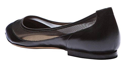 Guoar-Womens-Ballet-Flats-Big-Size-Sandals-Ladies-Shoes-Solid-Pointed-Toe-Mesh-Pumps-for-Wedding-Party-Dress-Black-US-14-0-0