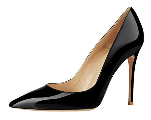 Guoar-Womens-Stiletto-Big-Size-Sandals-Solid-Shoes-Pointed-Toe-Ladies-Patent-Pumps-for-Wedding-Party-Dress-Black-US-14-0-0