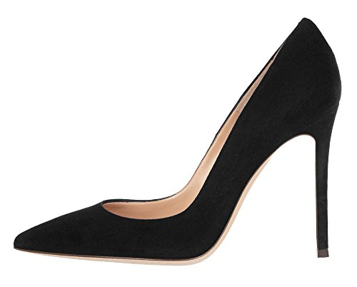 Guoar-Womens-Stiletto-Heel-Sandals-Big-Size-Solid-Shoes-Pointed-Toe-Suede-Pump-for-Wedding-Party-Dress-Black-US13-0