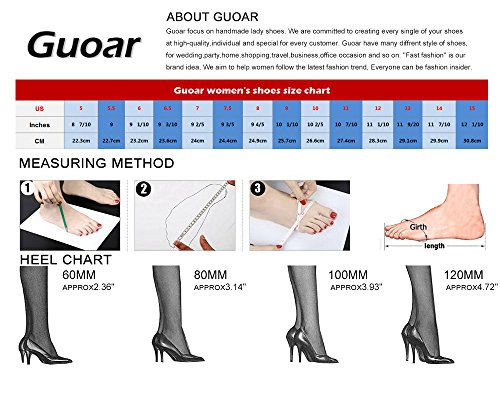 Guoar-Womens-Stiletto-Heel-Sandals-Shoes-Plus-Size-Punk-Sequin-Patchwork-Pointed-Toe-Suede-Pumps-for-Wedding-Party-Dress-Gold-and-Black-US8-0-3