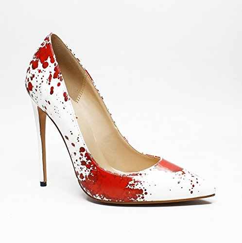 Guoar-womens-Multicolor-Big-Size-Pointed-Toe-Stiletto-High-Heels-Pumps-Shoes-size-5-12-US-6-0-0