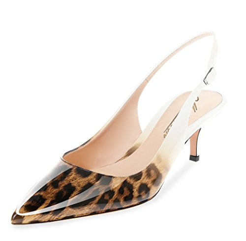 Modemoven-Womens-Leopard-White-Patent-Leather-Pointed-Toe-Slingback-Ankle-Strap-Kitten-Heels-Pumps-Evening-Stiletto-Shoes-9-M-US-0-1
