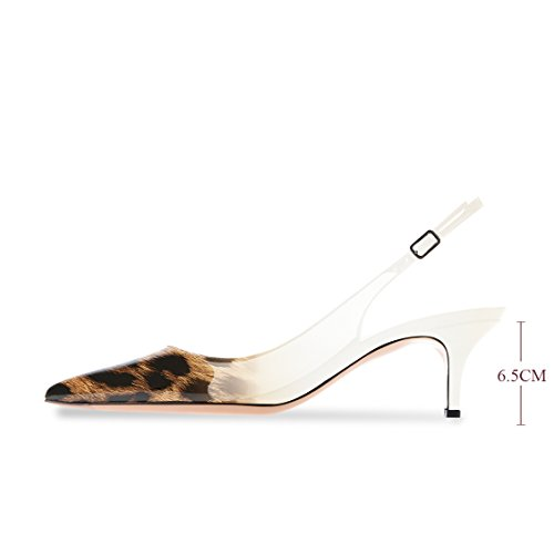Modemoven-Womens-Leopard-White-Patent-Leather-Pointed-Toe-Slingback-Ankle-Strap-Kitten-Heels-Pumps-Evening-Stiletto-Shoes-9-M-US-0-3