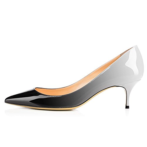 UMEXI-Women-Pointed-Toe-Fashion-Kitten-Heel-Ladys-Low-Heel-Pumps-for-Wedding-Dress-0