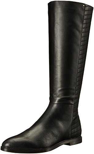 Calvin-Klein-Womens-Donnily-Riding-Boot-Black-Leather-95-M-US-0