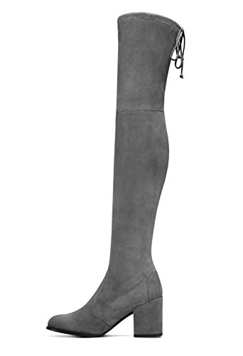 Guoar-Closed-toe-Microsuede-Square-Heel-Over-the-Knee-Thigh-High-Gray-Boots-us65-0