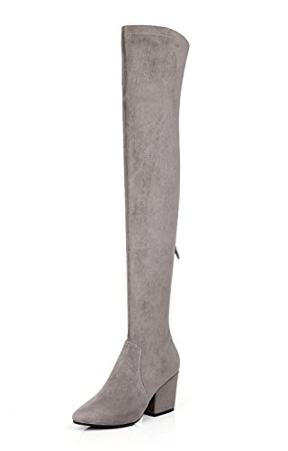 Guoar-Pointed-toe-Wedge-Over-the-Knee-Thigh-High-Gray-Stretch-Boots-us105-0