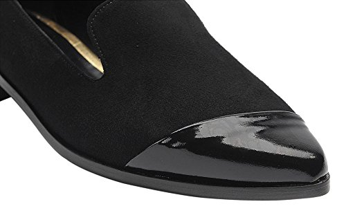 Guoar-Womens-Ballet-Flats-Big-Size-Sandals-Ladies-Shoes-Solid-Pointed-Toe-Pumps-for-Casual-Street-Party-Dress-Black-US-15-0-0
