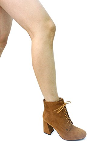 Guoar-Womens-Fashion-Block-Heels-Lace-Up-Ankle-Booties-Brown-us7-0-5