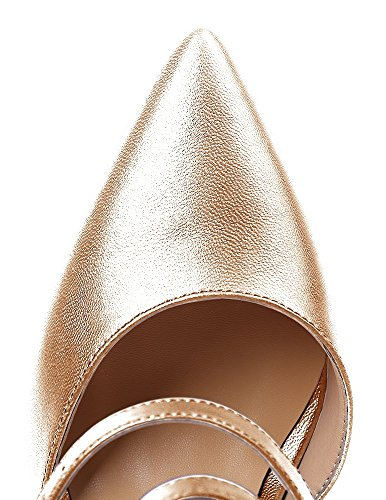 Guoar-Womens-Pointed-Toe-Stiletto-Heels-Ankle-Strap-Strappy-Sandals-Pumps-Shoes-For-Party-Dress-Gold-PU-US-12-0-2