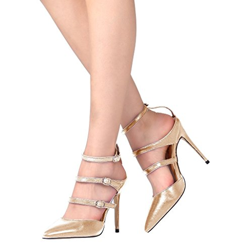Guoar-Womens-Pointed-Toe-Stiletto-Heels-Ankle-Strap-Strappy-Sandals-Pumps-Shoes-For-Party-Dress-Gold-PU-US-12-0-4