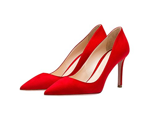 Guoar-Womens-Stiletto-Big-Size-Shoes-Pointed-Toe-Ladies-High-Heel-Pumps-for-Work-Prom-Dress-Party-Red-US12-0-1