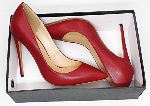 Guoar-Womens-Stiletto-Big-Size-Shoes-Pointed-Toe-Patent-Ladies-Solid-Pumps-For-Work-Place-Dress-Party-Red-Wine-US9-0-4