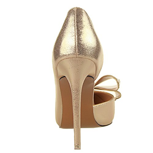 Guoar-Womens-Stiletto-Heel-Big-Size-Shoes-Pointed-Toe-DOrsayTwo-Piece-Bowtie-Pump-For-Wedding-Party-Dress-Gold-US10-0-1