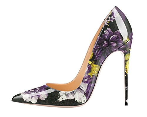 Guoar-womens-Multicolor-Big-Size-Pointed-Toe-Stiletto-High-Heels-Pumps-Shoes-size-5-12-US-9-0-2