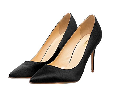 Guoar-womes-Pointed-Toe-Large-Size-Stiletto-High-Heel-Special-Materials-Pumps-shoes-0-0