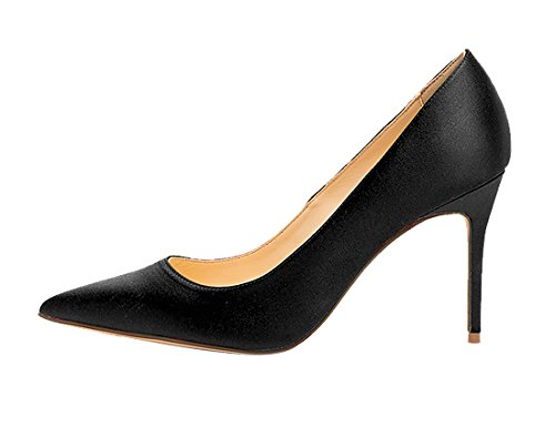 Guoar-womes-Pointed-Toe-Large-Size-Stiletto-High-Heel-Special-Materials-Pumps-shoes-0