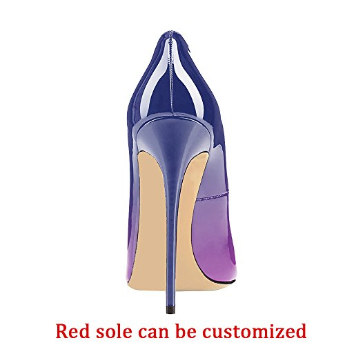 Modemoven-Womens-Sexy-Point-Toe-High-HeelsPatent-Leather-PumpsWedding-Dress-ShoesCute-Evening-Stilettos-Purple-85-M-US-0-4