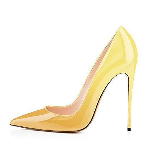 Modemoven-Womens-Yellow-Pointy-Toe-High-Heels-Slip-On-Stilettos-Large-Size-Wedding-Party-Evening-Pumps-Shoes-7-M-US-0-0