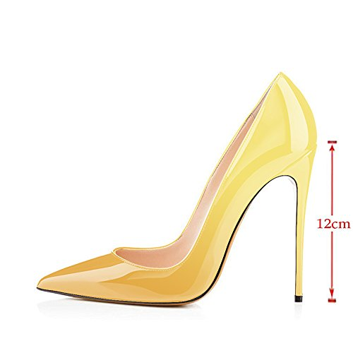 Modemoven-Womens-Yellow-Pointy-Toe-High-Heels-Slip-On-Stilettos-Large-Size-Wedding-Party-Evening-Pumps-Shoes-7-M-US-0-2