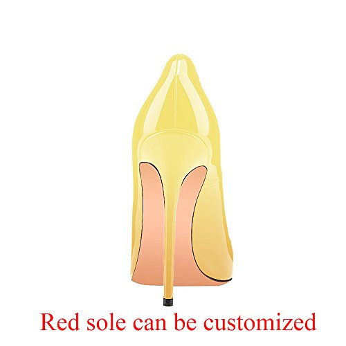 Modemoven-Womens-Yellow-Pointy-Toe-High-Heels-Slip-On-Stilettos-Large-Size-Wedding-Party-Evening-Pumps-Shoes-7-M-US-0-3