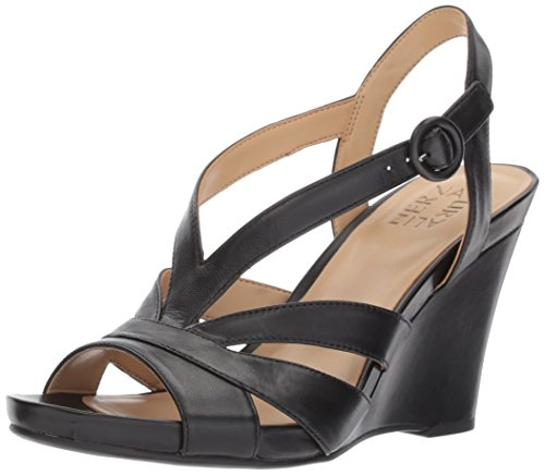 Naturalizer-Womens-Brandy-Wedge-Sandalblack7-M-US-0