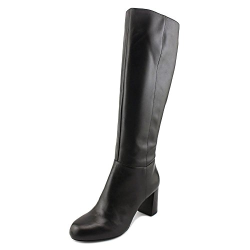 Nine-West-Cambridge-Women-US-5-Black-Knee-High-Boot-0