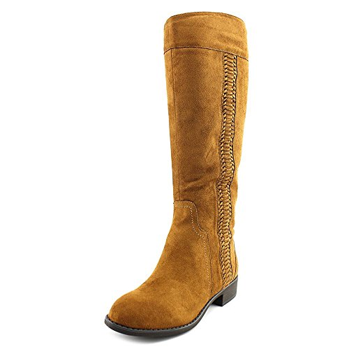 Nine-West-Meadow-Women-US-75-Brown-Knee-High-Boot-0