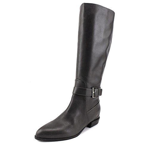 Nine-West-Womens-Diablo-Leather-Knee-High-Boot-Grey-5-M-US-0