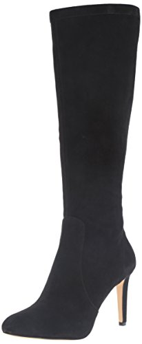Nine-West-Womens-Holdtight-Suede-Knee-High-Boot-Black-5-M-US-0