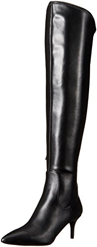 Nine-West-Womens-Marcia-Stretch-Knee-High-Boot-Black-95-M-US-0