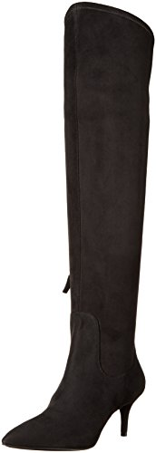 Nine-West-Womens-Marcia-Suede-Knee-High-Boot-Black-75-M-US-0