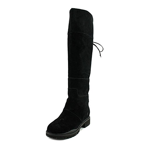 Nine-West-Womens-Mavira-Suede-Knee-High-Boot-Black-85-M-US-0