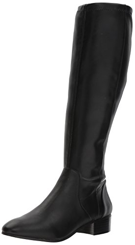 Nine-West-Womens-Olwynee-Synthetic-Knee-High-Boot-BlackBlack-Synthetic-75-Medium-US-0