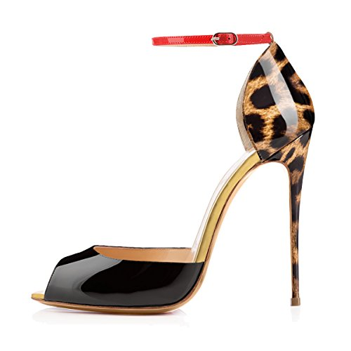 Onlymaker-Sexy-Peep-Toe-Ankle-Strap-High-Heel-for-Women-Stiletto-Pumps-Wedding-Party-Sandals-Leopard-9-M-US-0