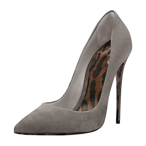 Onlymaker-Women-Leopard-Print-Sole-Pointed-Toe-12cm-High-Heel-Stiletto-Pumps-Plus-Big-Size-Shoes-Grey-9-M-US-0