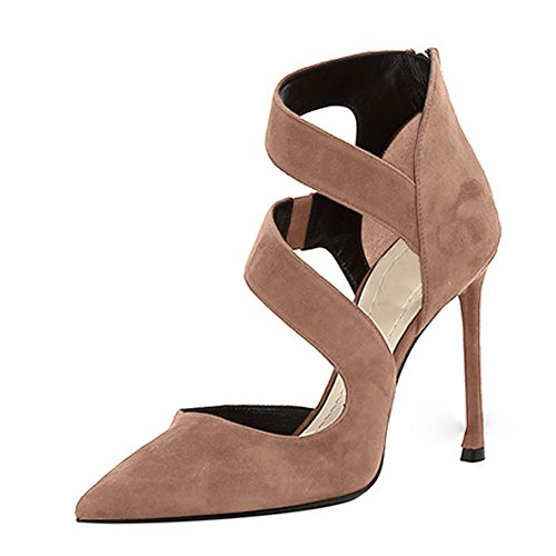 Onlymaker-Women-s-Faux-Suede-Ankle-Strap-Pointed-Toe-Cut-out-Stiletto-High-Heel-Pumps-Sexy-Party-Dress-Shoes-Nude-5-M-US-0-0