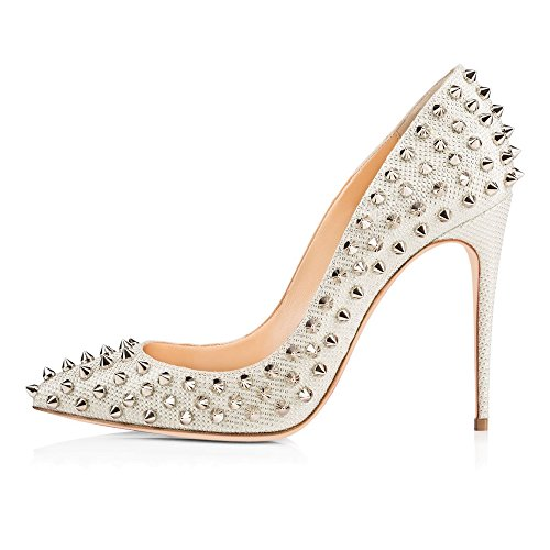 Onlymaker-Womens-Fashion-Pointed-Toe-High-Heels-Pumps-Rivet-Studded-Stiletto-Sandals-for-Wedding-Party-Dress-White-5-M-US-0
