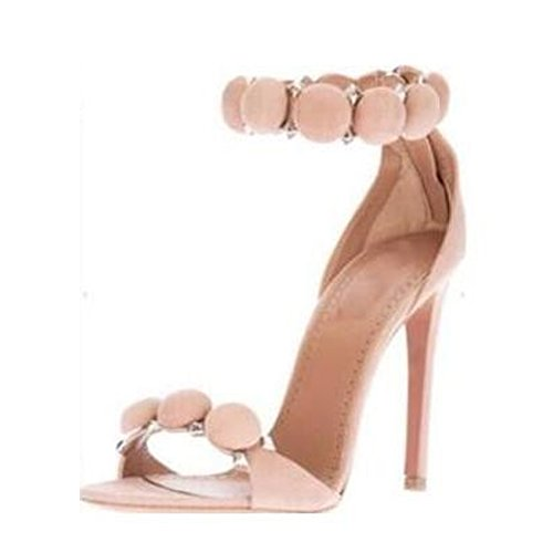 Onlymaker-Womens-Open-Toe-Ankle-Strap-Stiletto-Rivets-High-Heels-Dress-Sandals-Pink-13-M-US-0