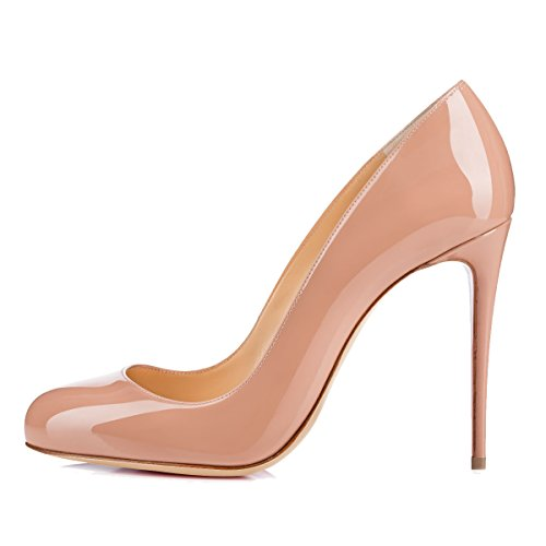 Onlymaker-Womens-Round-Toe-Slip-On-High-Heel-Stiletto-Multicolored-Basic-Dress-Pumps-Nude-7-M-US-0
